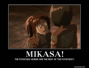 Potatoes, The Source of...