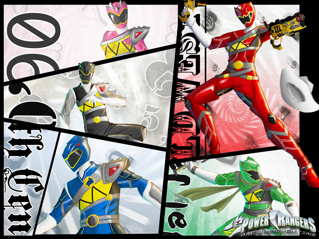 Pr Dino Charge The Power Ranger Fan Art 36817702 Fanpop