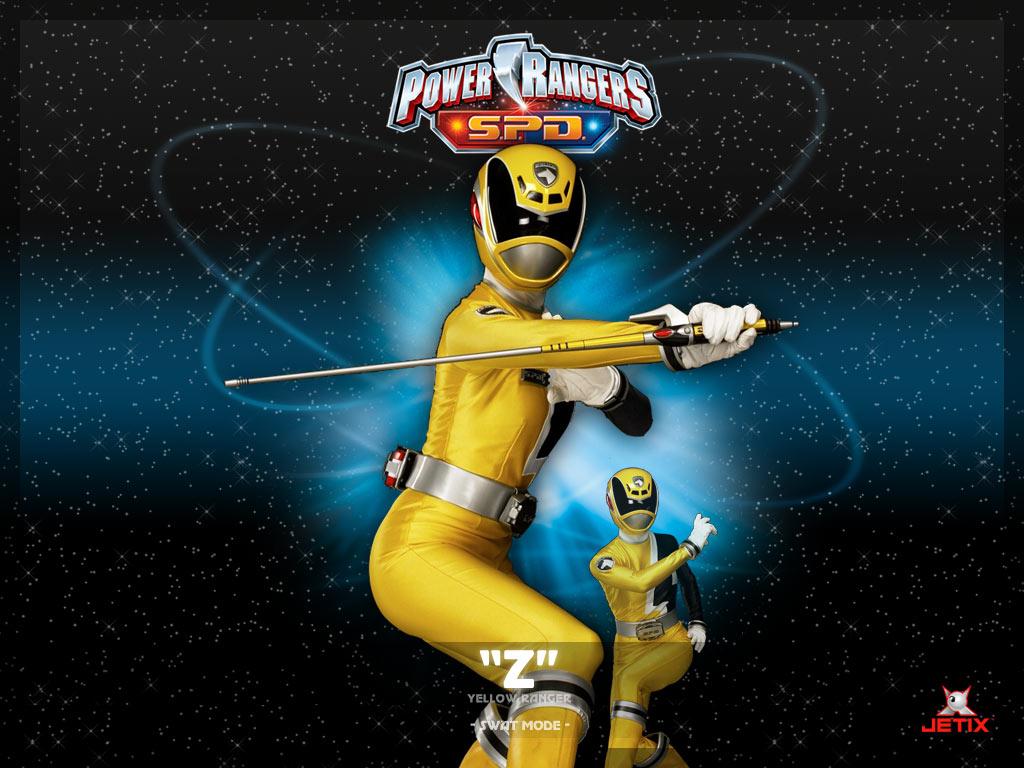 Yellow Ranger The Power Ranger Wallpaper 36803753 Fanpop