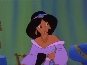 jasmin in The Return of Jafar