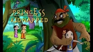 Princess kidnapped