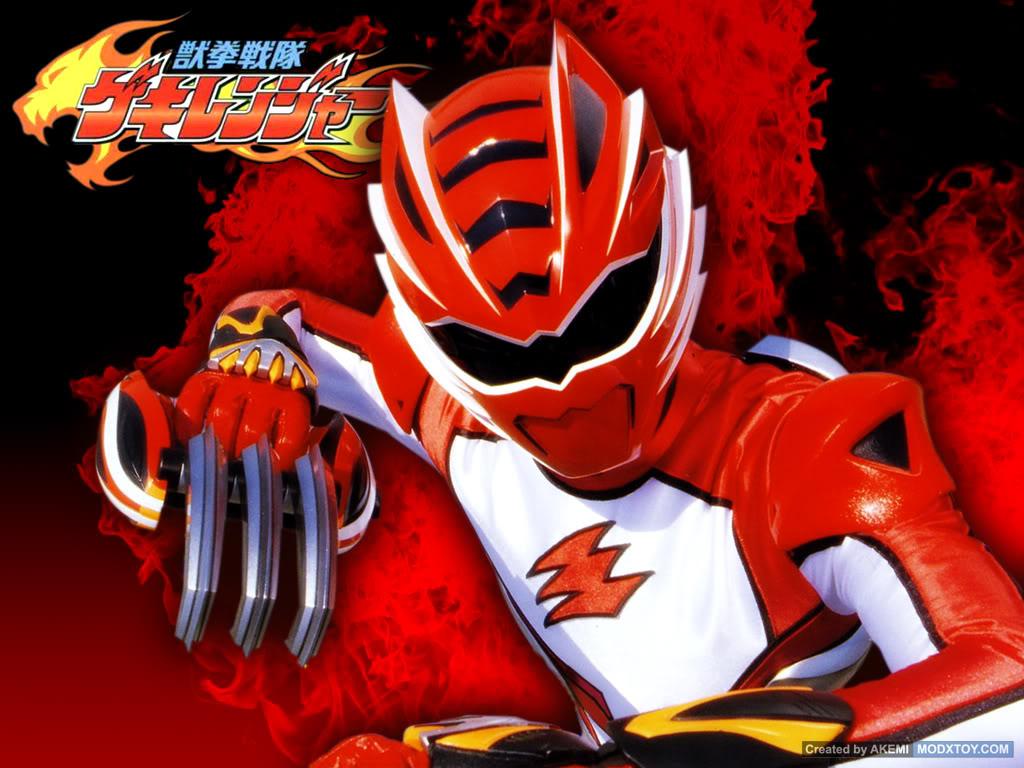 Red Jungle Master Mode Power Ranger Wallpaper 36865161 Fanpop