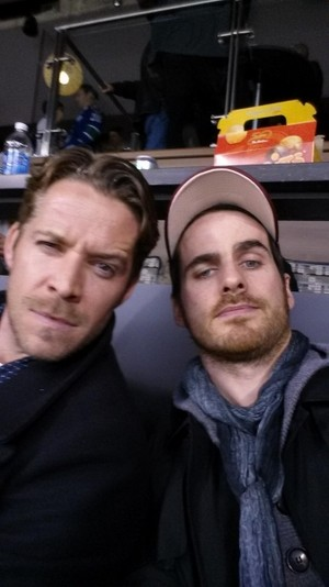Sean Maguire and Colin ✨