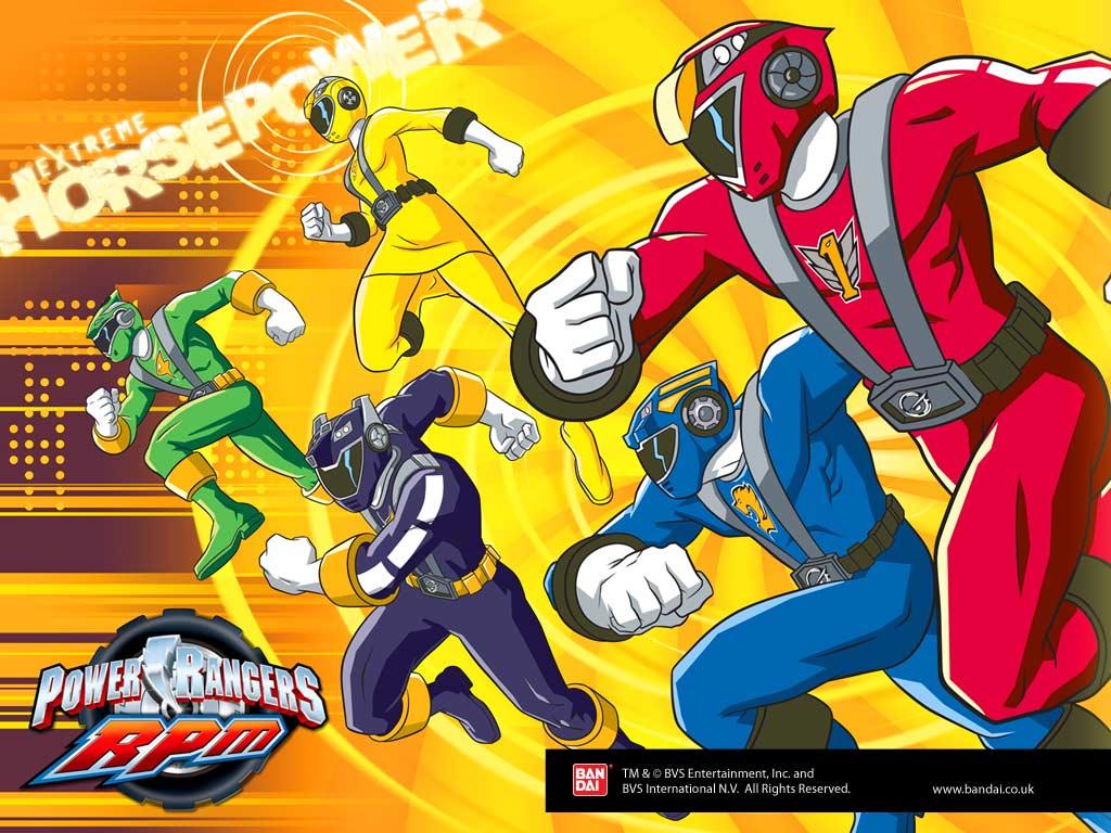 Power Rangers Rpm The Power Ranger Wallpaper 36807705 Fanpop