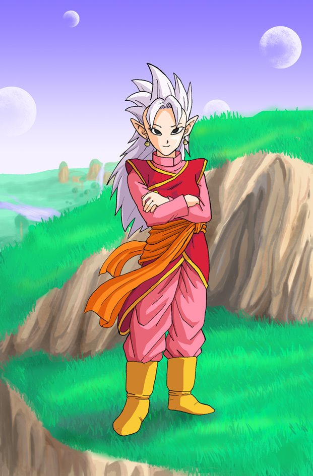 Western Supreme Kai Personnages