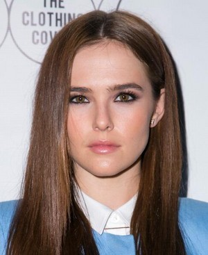 Zoey Deutch attends The Clothing Coven Launch Party