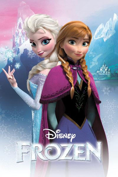Anna and Elsa - Elsa Photo (36958455) - Fanpop