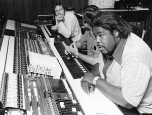 Barry White In The Recording Studio
