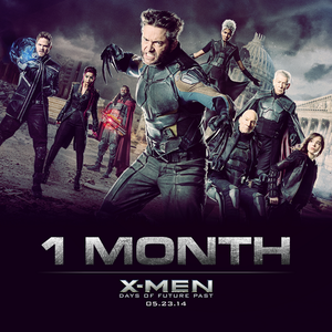 Countdown to X-Men: 1 месяц