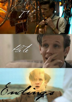 Eleventh Doctor Quote/Regeneration
