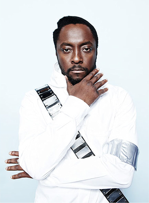 Feelin' My Self (Will.I.Am Pics)