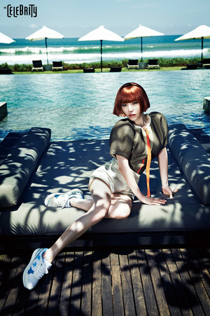 GaIn - THE CELEBRITY May Issue '14