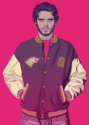 Game of Thrones 80/90s Era: Robb Stark