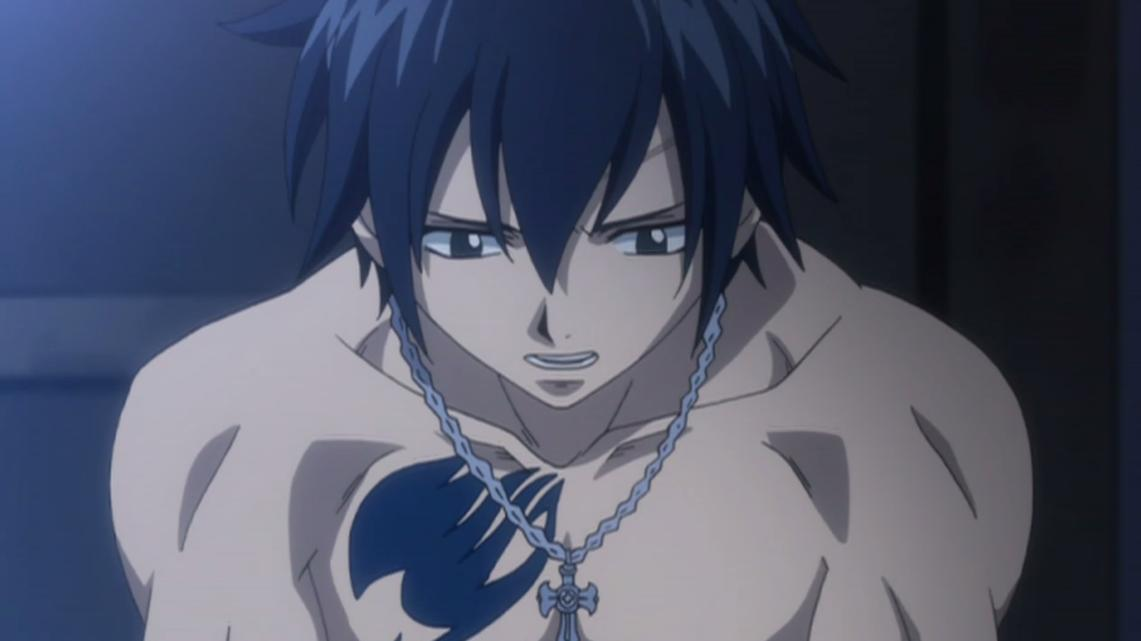 Gray Fullbuster Fairy Tail Foto 36932332 Fanpop
