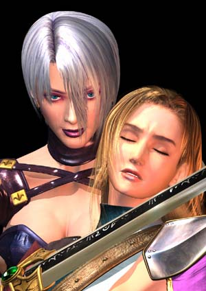 Ivy and Sophitia