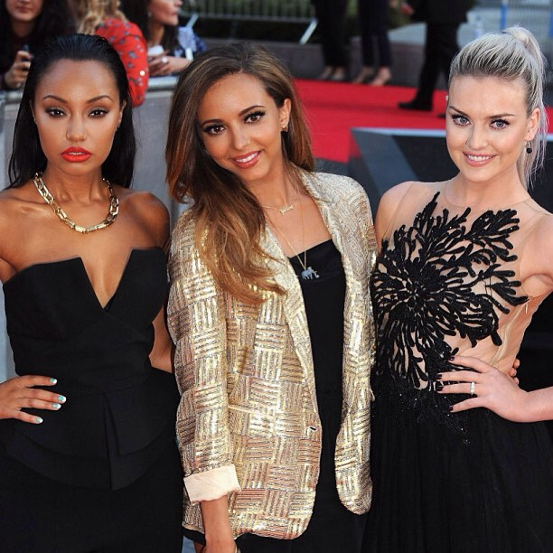 Leigh, Jade and Perrie ❤