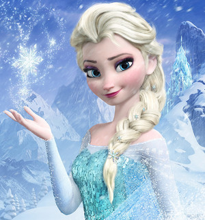 Queen of Ice Elsa