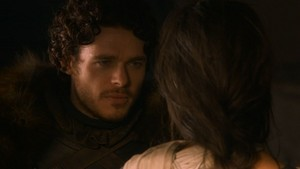 Robb in a Man Without Honor