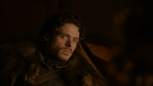 Robb in the Prince of Wintefell
