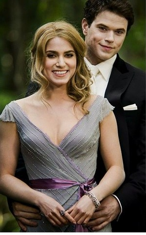 Rosalie and Emmett