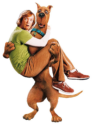 Scooby and Shaggy