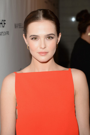Zoey Deutch at Marie Claire's Fresh Faces Party