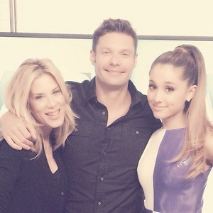 Ariana on Power106 LA 4/28