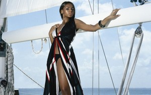Ashanti yacht and dreams