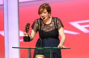 Bafta Winner for Best Comedy Actress