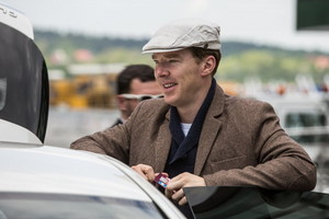 Benedict arriving in Poland