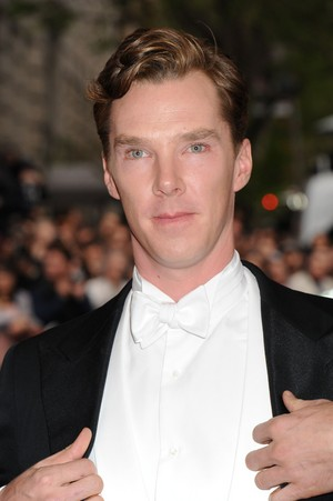 Benedict at the Met Gala - 2014