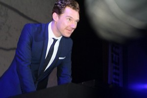 Benedict at the Off Plus Camera Event - Little Favor
