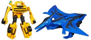 Bumblebee and Strafe