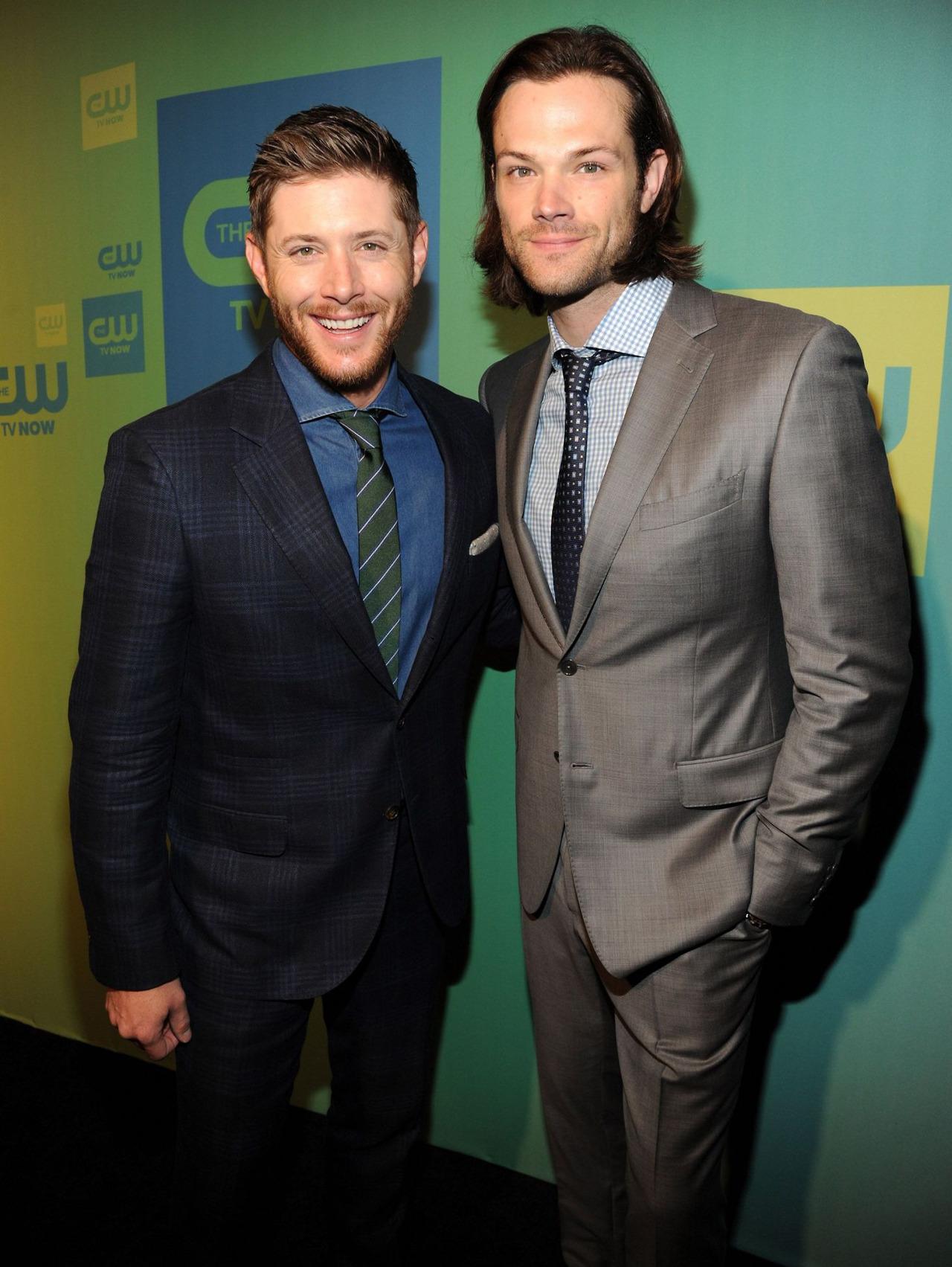 CW Upfronts 2014 - Jared Padalecki Photo (37084050) - Fanpop