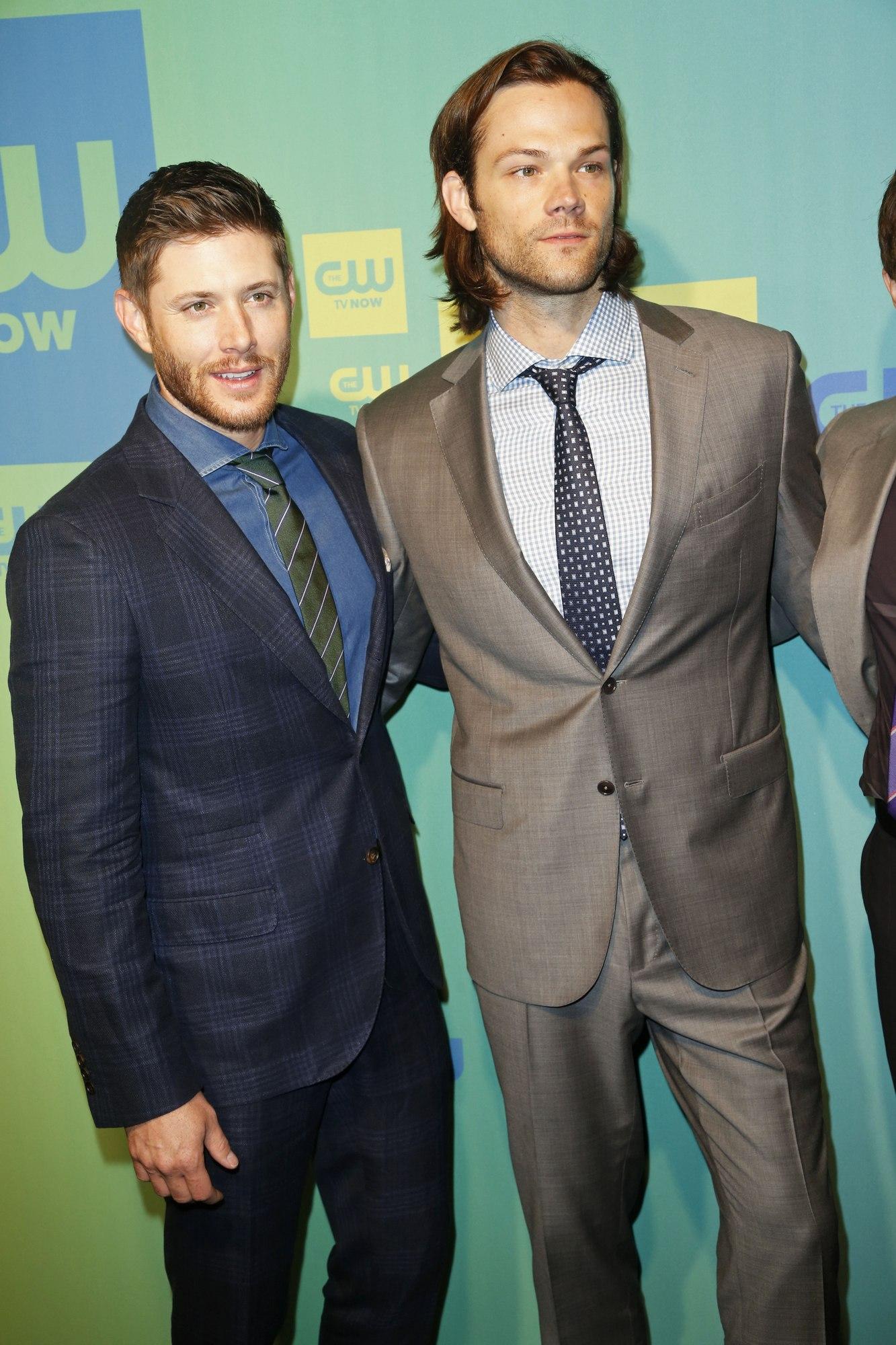 CW Upfronts 2014 - Jared Padalecki Photo (37084047) - Fanpop