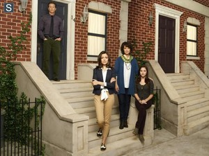 Chasing Life - Cast Promotional foto