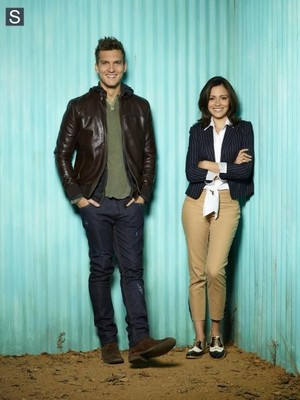 Chasing Life - Cast Promotional Photos