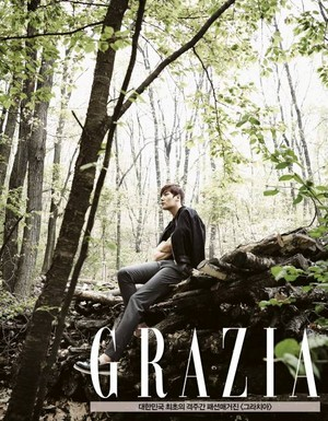 Choi Jin Hyuk for 'Grazia'