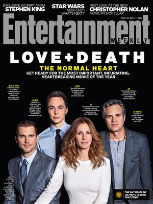 Entertainment Weekly Magazine, 16.05.2014