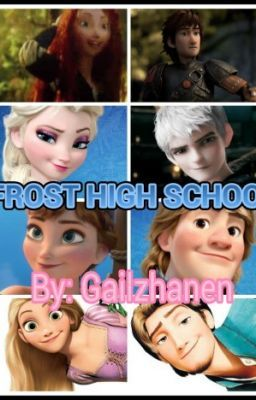 FROST HIGH SCHOOL WATTPAD