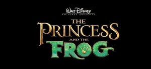 fan Made The Princess And The Frog Logo