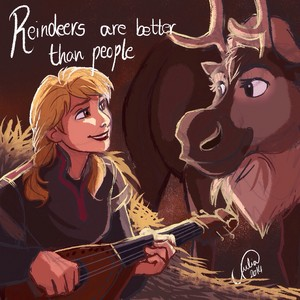Genderbent | Reindeers are Better than People