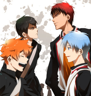 Haikyuu!! crossover