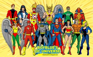 Justice League of America (1970s / 1980s)