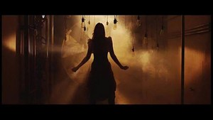 Lzzy Hale on Shatter Me musik video