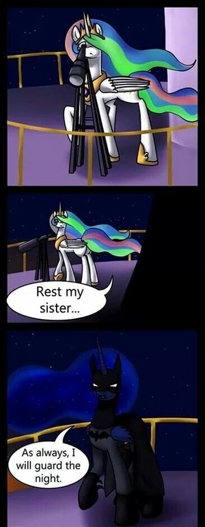 MLP Comic Stuff