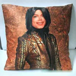 Michael Jackson Throw cuscino