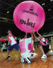 Omnikin Kin-ball Formation