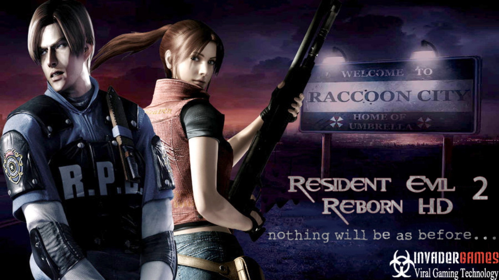 Resident Evil 2 Reborn Hd Resident Evil Wallpaper 37095494