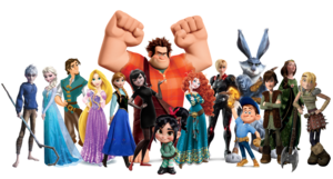 Rise of the Frozen Brave Tangled Dragons   WIR   HT